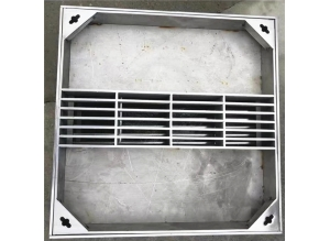 不锈钢隐形铺装井盖